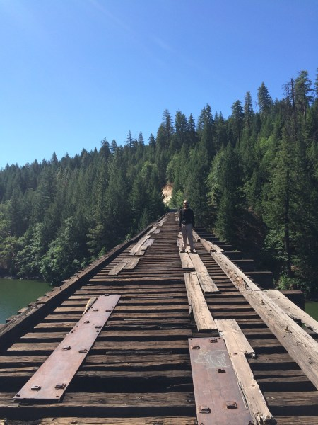 """""""Stand By Me"""" Bridge"""