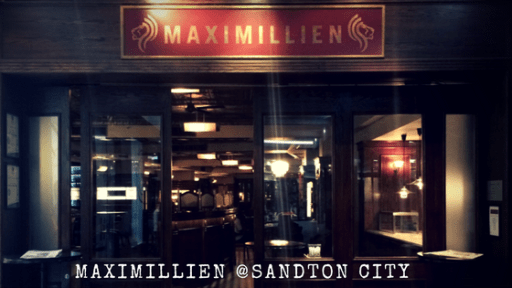 Making a meal of it at Maximillien