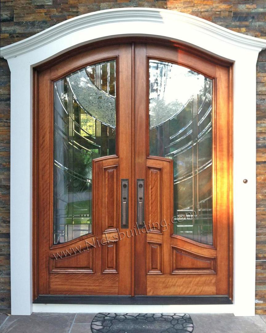 WOOD DOORS, FRONT DOORS,ENTRY DOORS,EXTERIOR  DOORS FOR