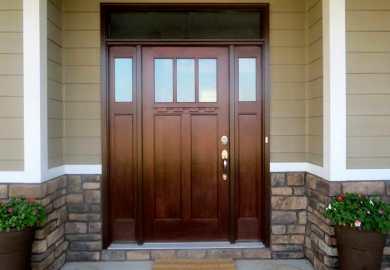 Painted Exterior Front Doors