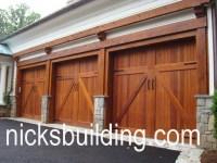 OVERHEAD GARAGE DOORS- WOOD GARAGE DOORS FOR SALE IN ...