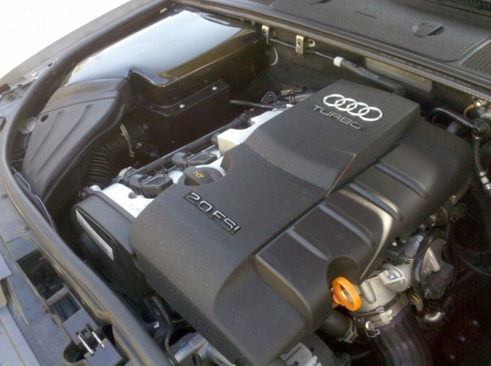 B7 Audi A4 2.0T Engine