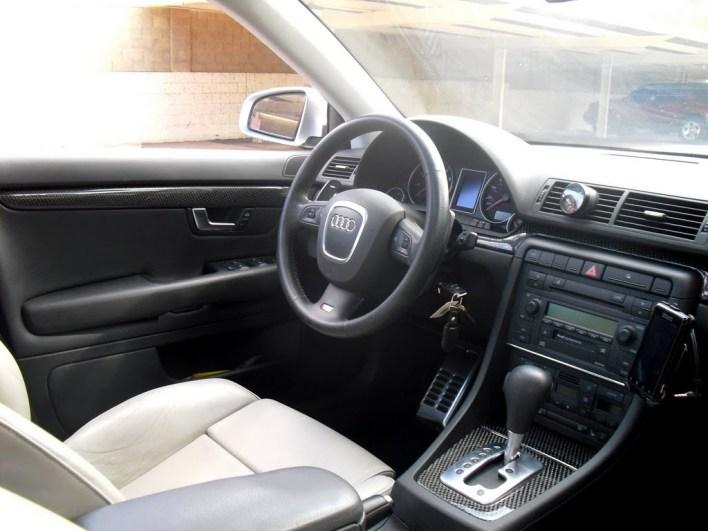 B7 Audi A4 Interior