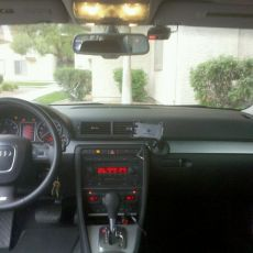 Audi A4 B7 & B6 Escort Passport Hardwire DIY