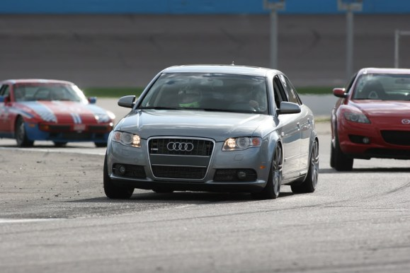 Sophia Stage 3 B7 Audi A4 At The Track 2 Nick S Car Blog