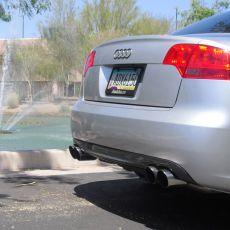 B7 Audi A4/S4 Carbon Fiber Rear Valence – Pics & Install Tips