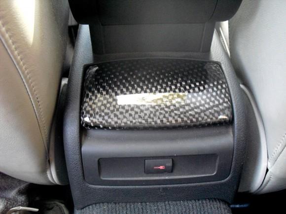 Carbon Fiber Interior Trim