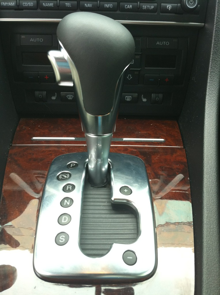 Shift Knob Options for Audi A4/S4 B6/B7 with Automatic ...