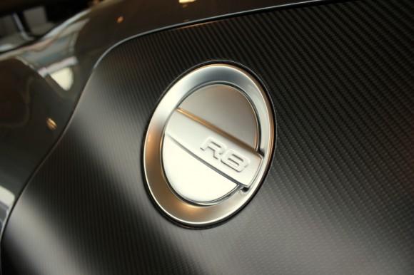 Audi R8 GT Gas Cap