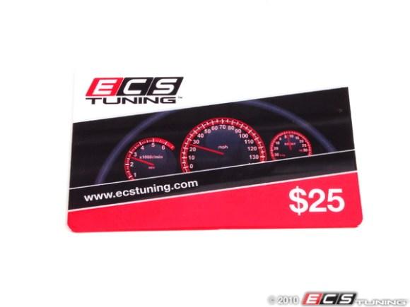 ECS Tuning Gift Card