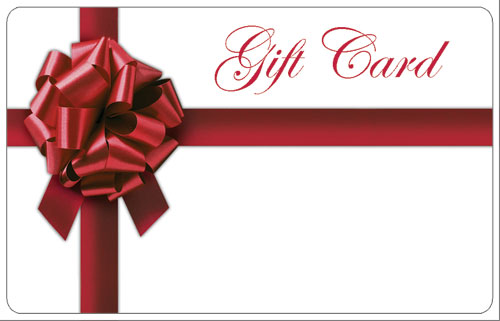 Detailing Gift Cards - Holiday Gift Guide