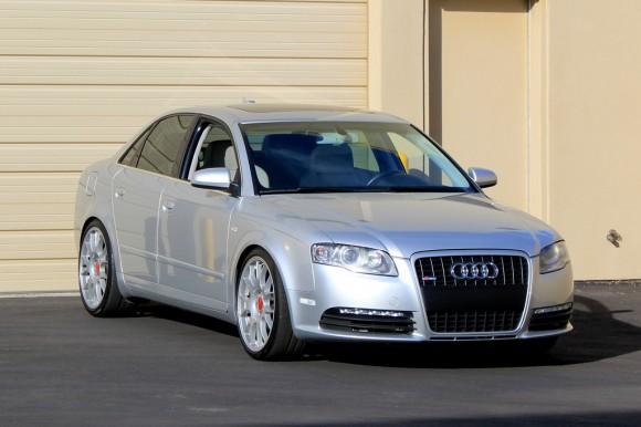 Audi A4 BBS CH