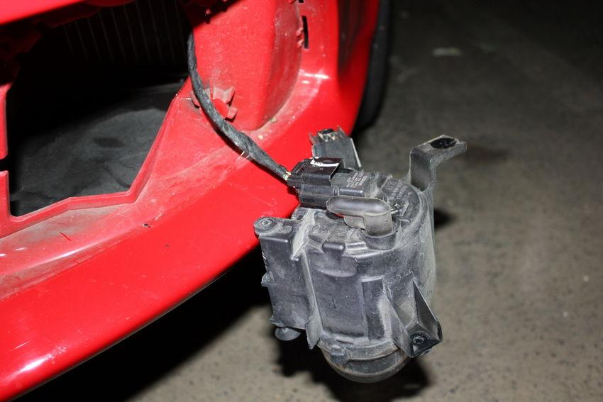 Hid Fog Lights On A B7 Audi A4 And S4 Nick S Car Blog