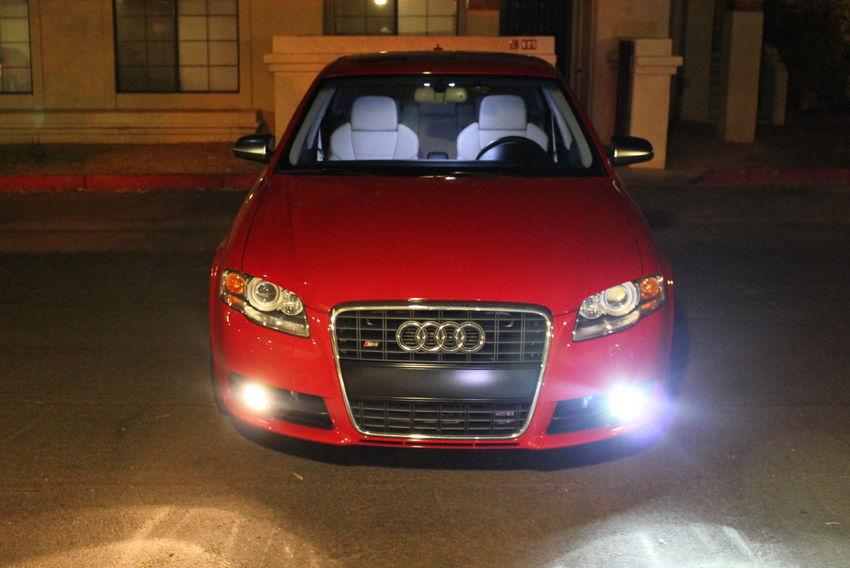 B7 Audi A4 and S4 Fog Lights DIY