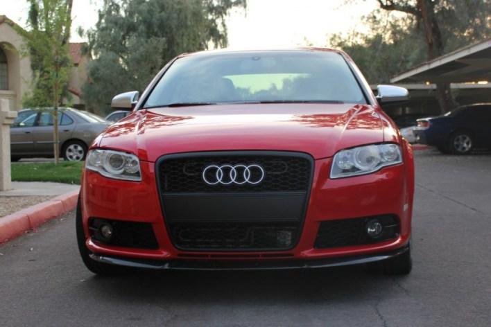 Audi S4 front