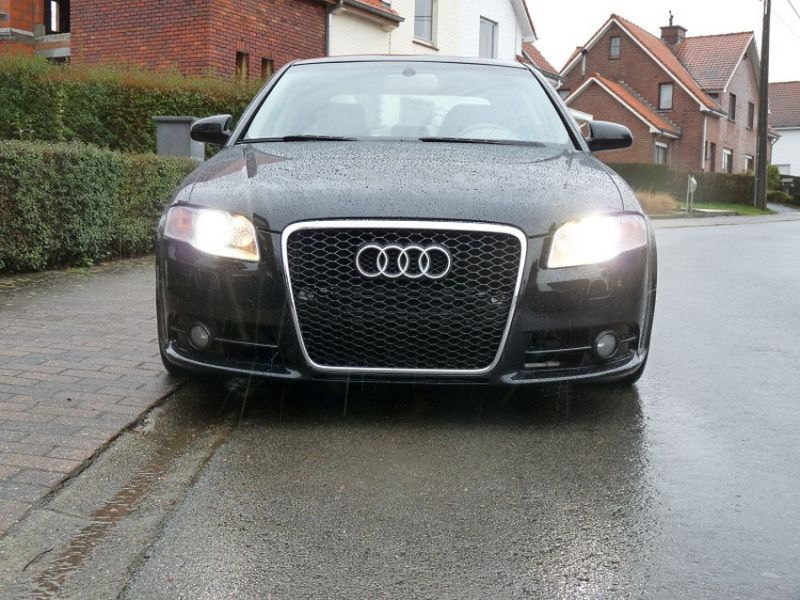 RS6 Grille on S4