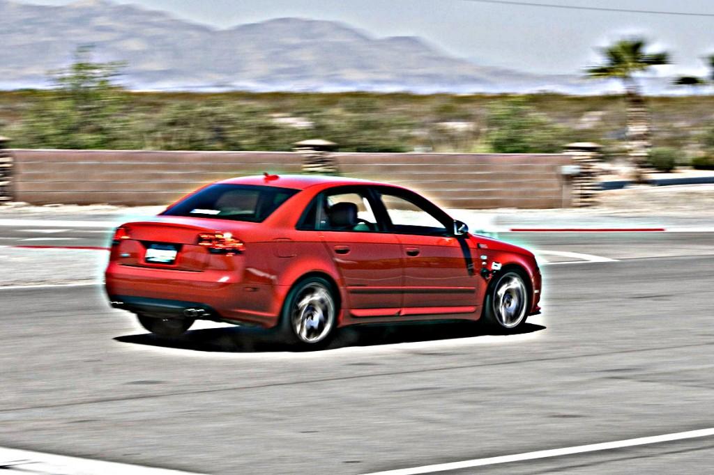My Audi S4 on STaSIS Ohlins SL