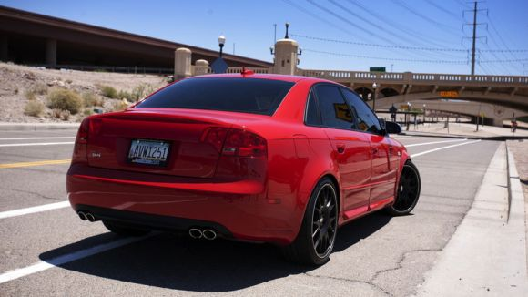 My B7 Audi S4