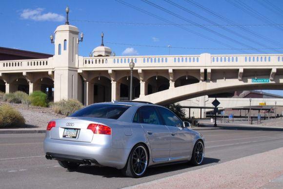 My B7 Audi A4