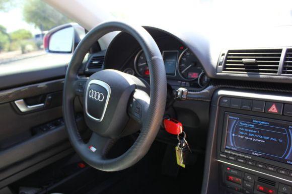 OSIR Key Fob B7 Audi S4