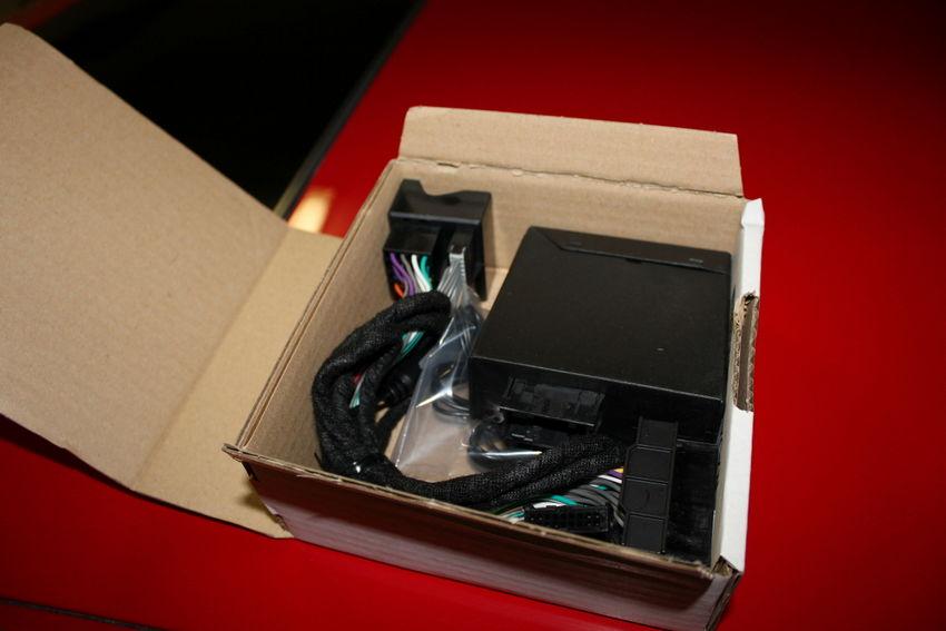 Bluetooth Retrofit - Audi A4/S4 with RNS-E | Nick's Car Blog