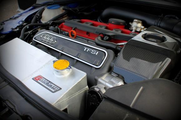 Audi TT-RS Engine