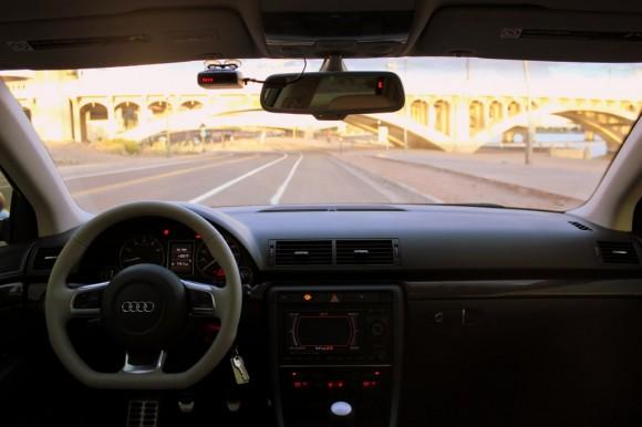 Flat Bottom Audi TT Steering Wheel