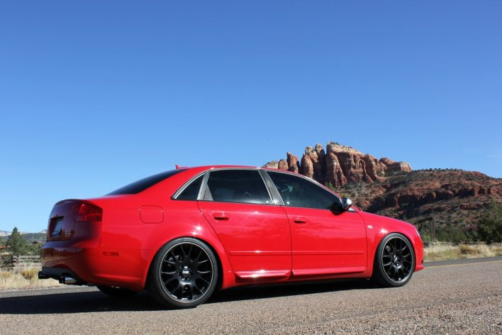 B7 Audi S4