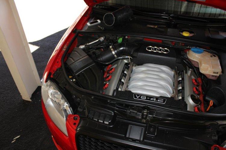 K&N Filter Audi S4