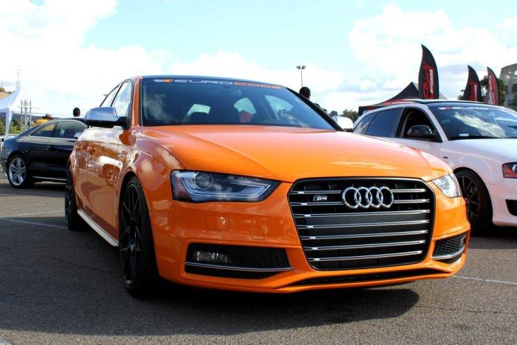 Orange B8.5 S4