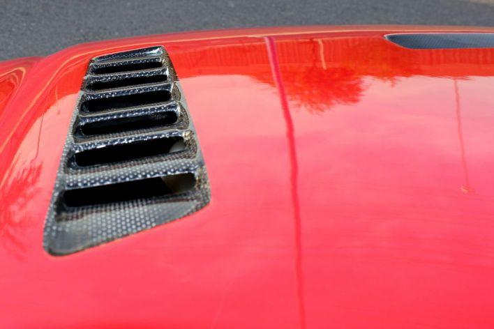 Carbon Fiber Hood Vents - B7 Audi S4