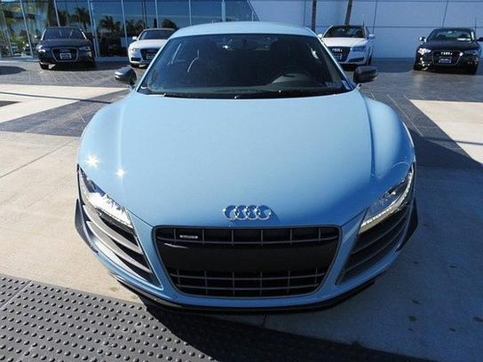 Meissen Blue Audi R8 GT – Nick's Car Blog