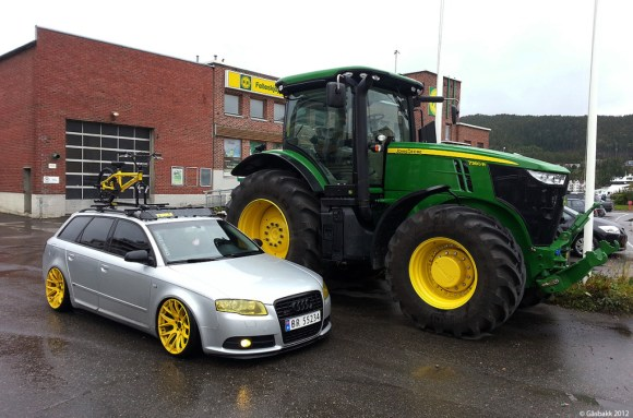 A4JohnDeere