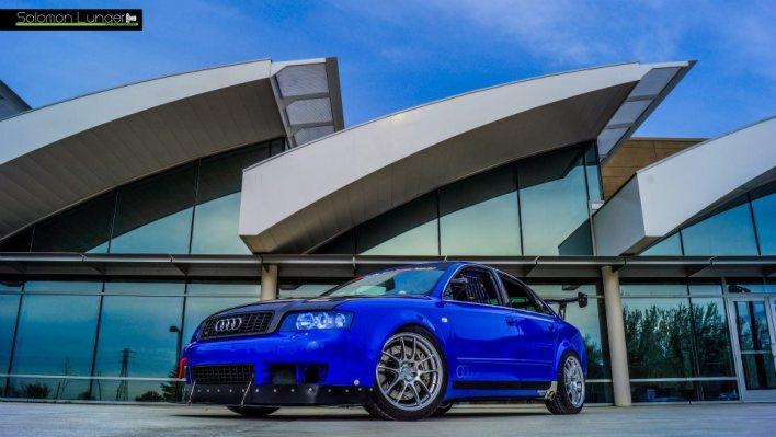 B6 Audi S4 Race Car