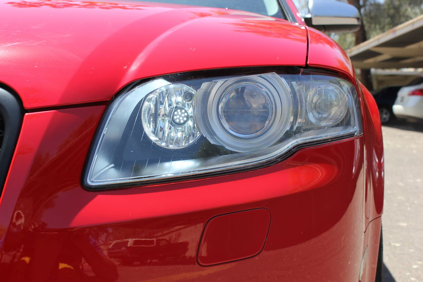 how to fix dipped headlight error on an audi nick s car blog rh nickscarblog com 2008 Audi A4 Manual 2004 Audi A4 Owner's Manual