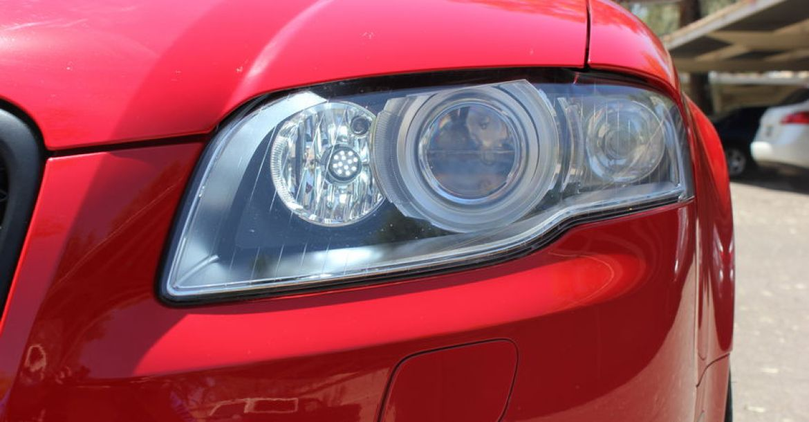 How To Fix Dipped Headlight Error On An Audi Nicks Car Blog - 2006 audi a4 headlights