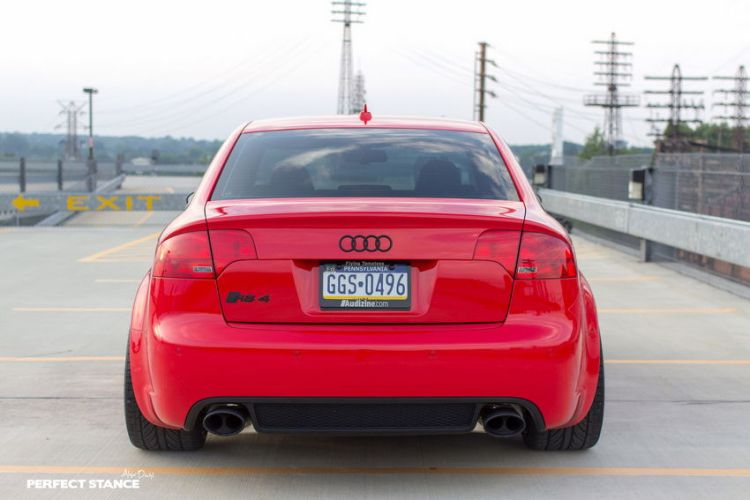 Misano Red RS4