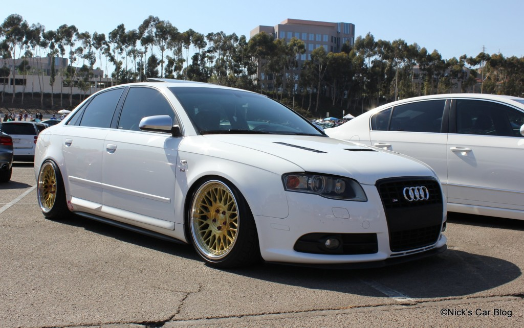 John's B7 S4 on Luxury Abstract Wheels