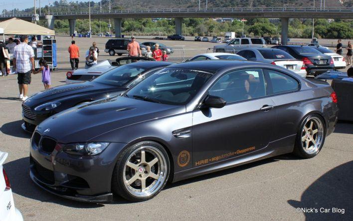 BMW on HREs