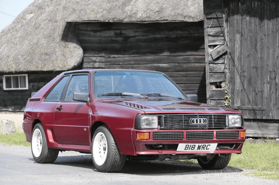 Four Of The Most Expensive Audis Sold At Auction Nick S Car Blog
