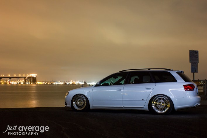 Sean S B7 A4 Avant Datwagn Nick S Car Blog