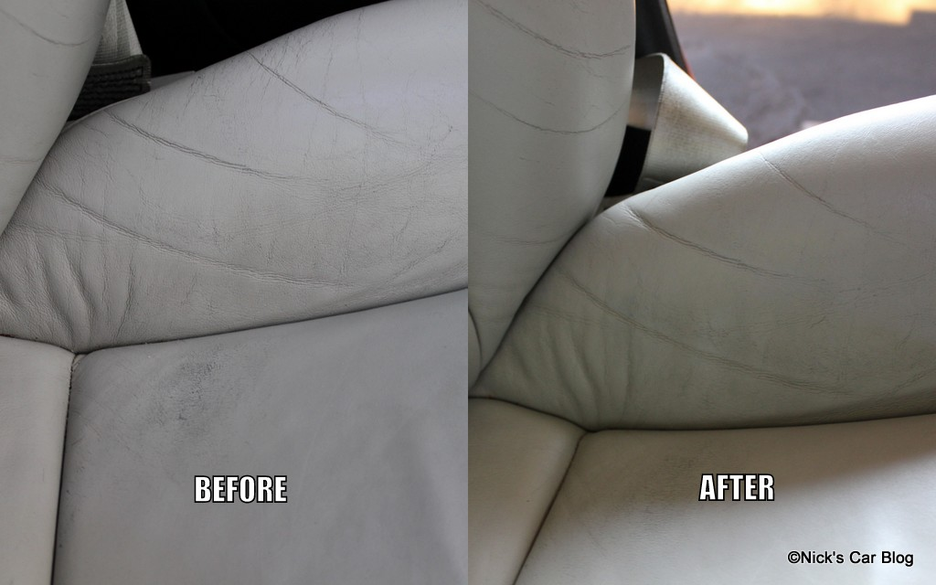 leather honey review cleaner conditioner nick 39 s car blog. Black Bedroom Furniture Sets. Home Design Ideas