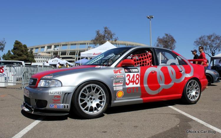 GMG Racing Sophie B5 S4