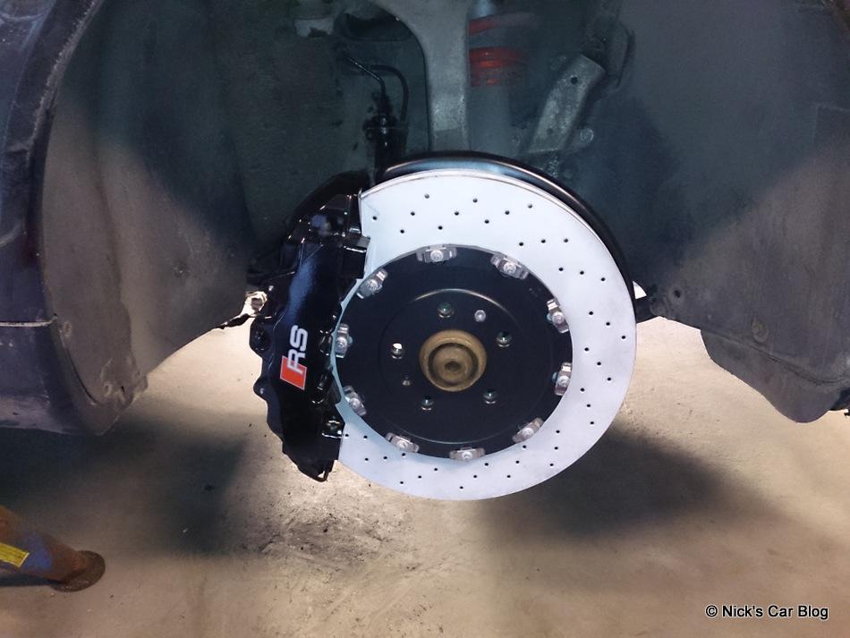RS4 Brakes