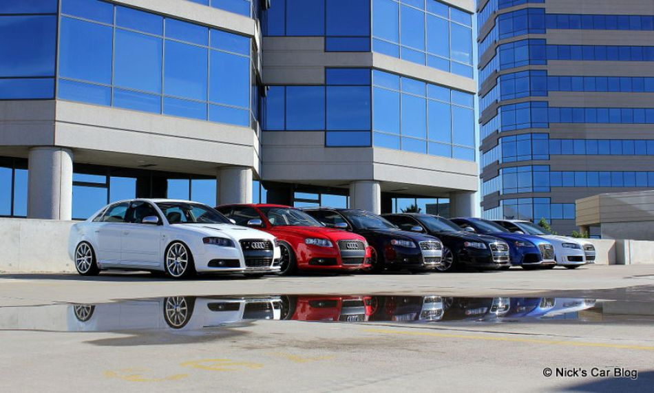 B7 Audi Buyers Guide: 2005 5-2008 Audi A4, S4, RS4 | Nick's