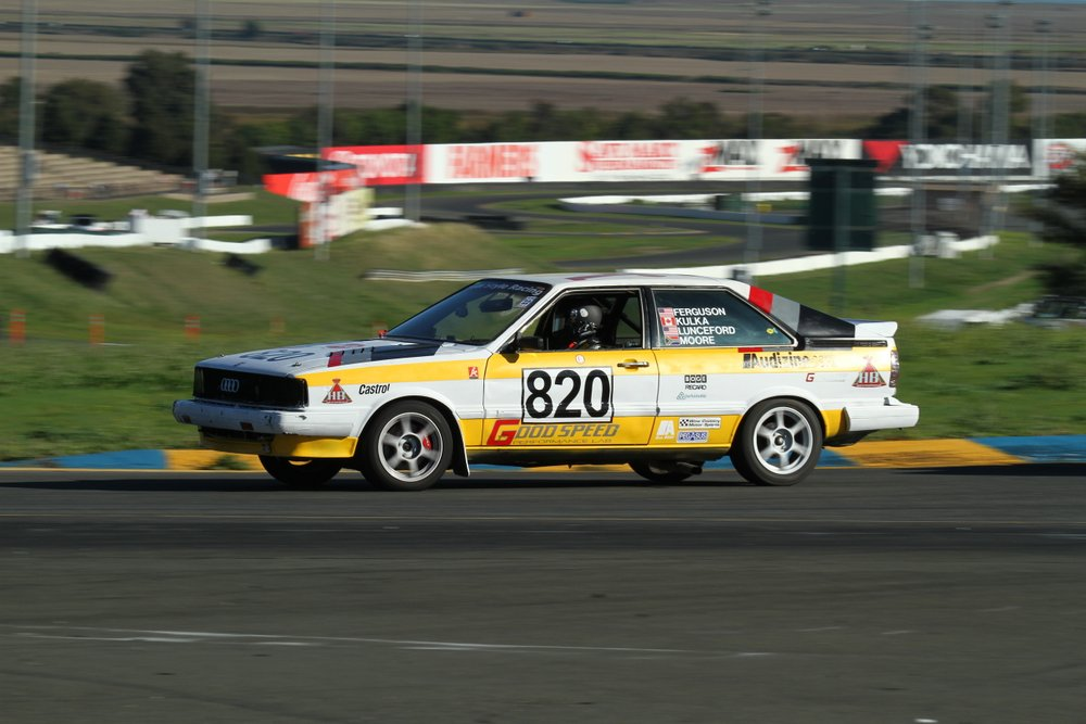 Audi Style Racing Coupe GT