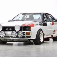 1982 Audi Quattro Group B Car Sold for $368K at Bonhams
