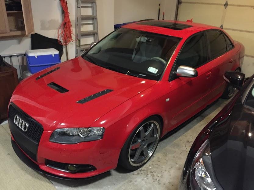 Programming Troubleshooting Homelink Garage Door Opener For B7 Audis Nick S Car Blog