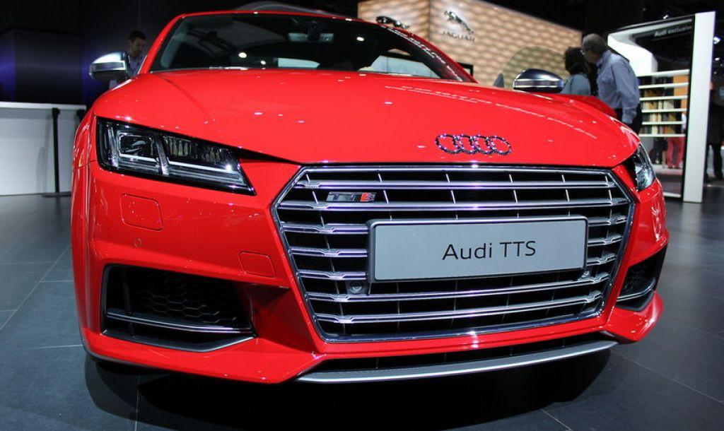 A Brief History Of The Audi TT Nicks Car Blog - Audi car origin