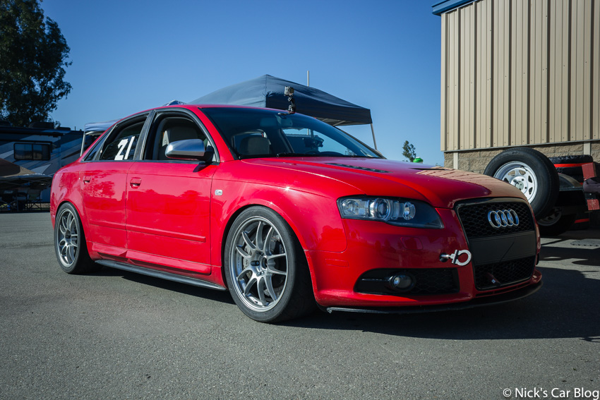 Are Wheel Spacers Safe for the Track? | Nick's Car Blog